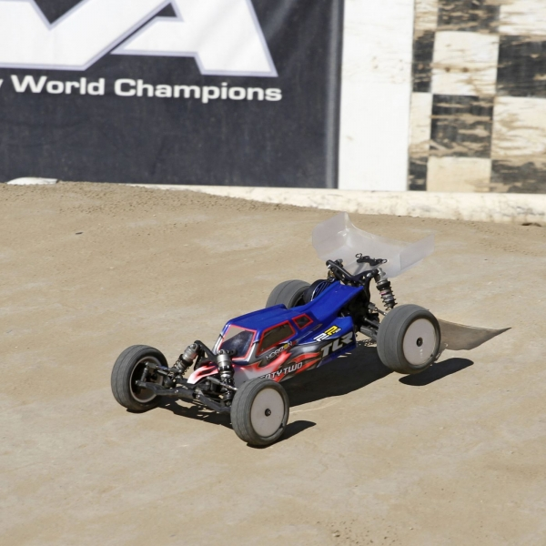 1/10 22 3.0 Mid Motor 2WD Buggy Race Kit