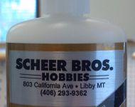 Scheer Bros Glue